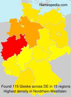 Gieske