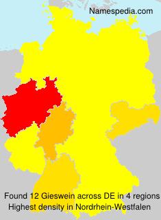 Gieswein