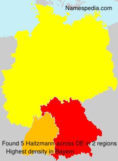 Haitzmann