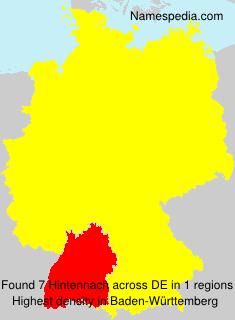 Hintennach
