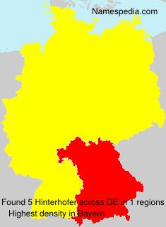Hinterhofer