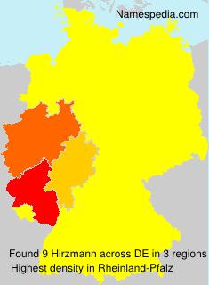 Hirzmann