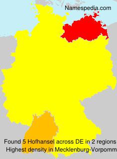 Hofhansel