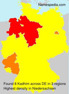 Kadhim - Germany