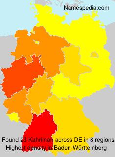 Kahriman - Germany