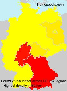 Kaunzner