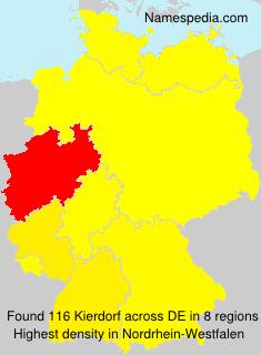 Kierdorf