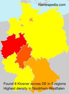 Klosner