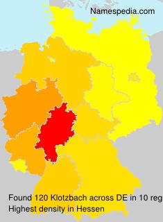 Klotzbach
