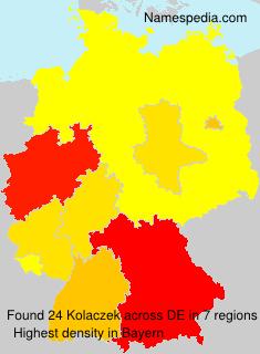 Kolaczek