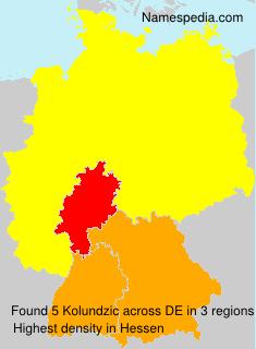 Kolundzic