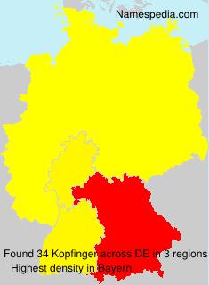 Kopfinger