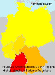 Kraljevic - Germany