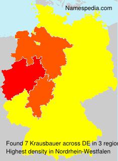 Krausbauer