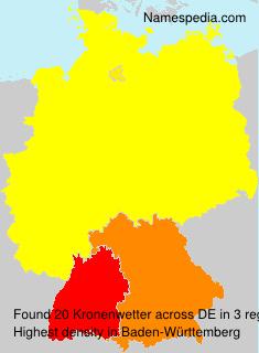 Kronenwetter