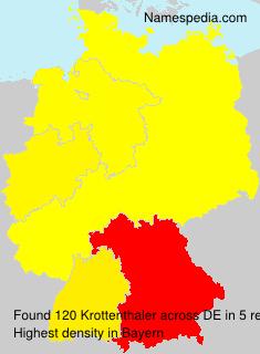 Krottenthaler