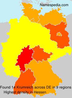 Krumreich