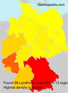 Landfried