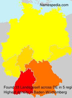 Landsgesell