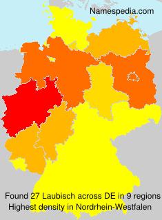 Laubisch