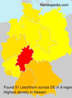 Leschhorn