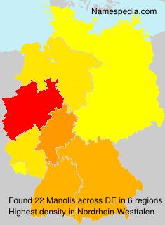 Manolis - Germany