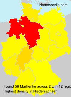 Marhenke