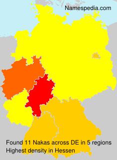 Nakas - Germany