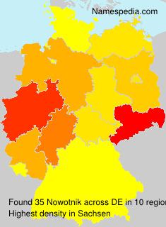 Nowotnik - Germany