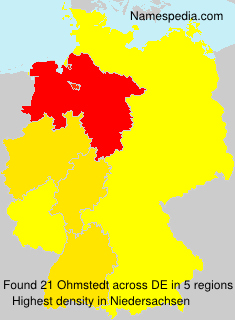 Ohmstedt