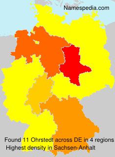 Ohrstedt