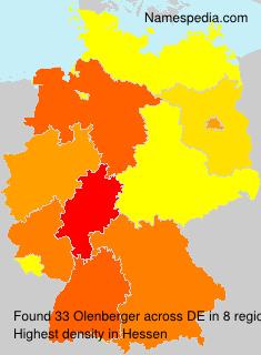 Olenberger