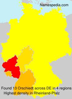 Orschiedt