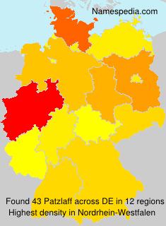 Patzlaff