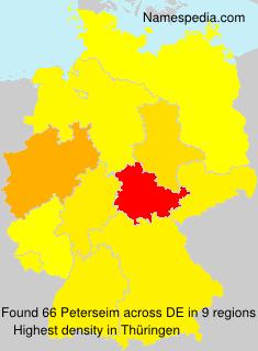 Peterseim