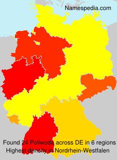 Poliwoda - Germany