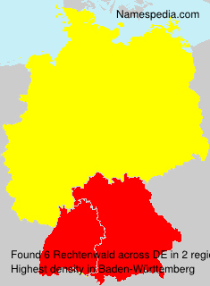 Rechtenwald