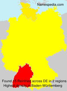 Reinfried