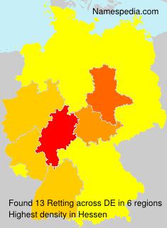 Retting - Germany