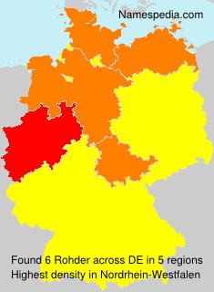 Rohder