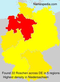 Roschen - Germany