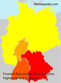Ruiu - Germany