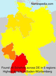 Schehrer