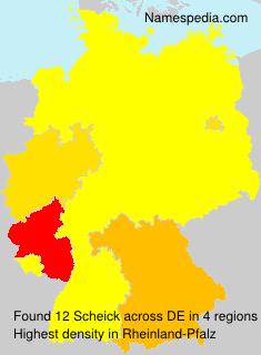Scheick