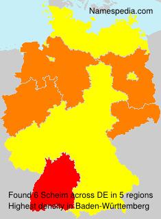 Scheim