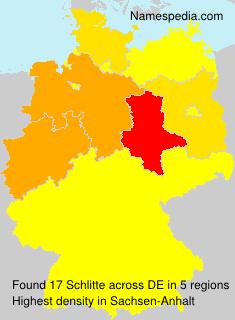 Schlitte