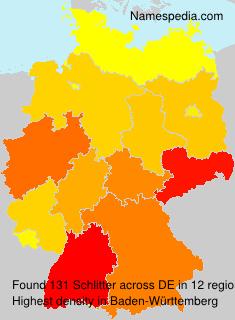 Schlitter