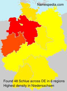 Schlue