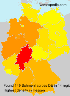 Schmehl
