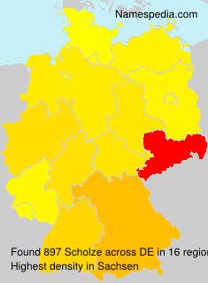Scholze